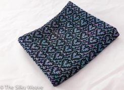 Hearts Damask seacell blanket (1 of 8)