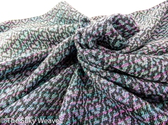 Hearts Damask seacell blanket (2 of 8)