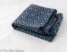 Hearts Damask seacell blanket (8 of 8)